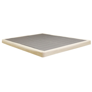 Classic Brands 4 Inch Instant Foundation Low Profile Foundation or Box Spring Replacement,