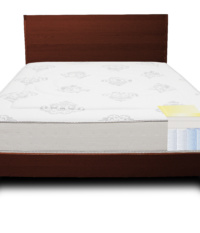 Decker 10.5-Inch Hybrid Memory Foam & Innerspring Mattress