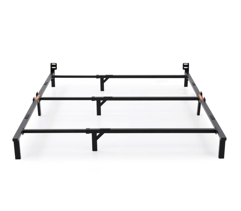 Hercules Compact Heavy Duty Metal Bed Frame Classic Brands : classic 127012 13 hercules compact bed frame silo v2 800x700 from classicbrands.com size 800 x 700 jpeg 40kB