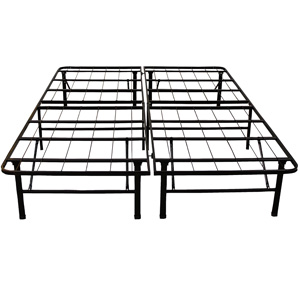 Classic Brands Hercules Platform Heavy Duty Metal Bed Frame/Mattress Foundation