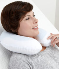 Cool Gel U-Shape Travel Pillow