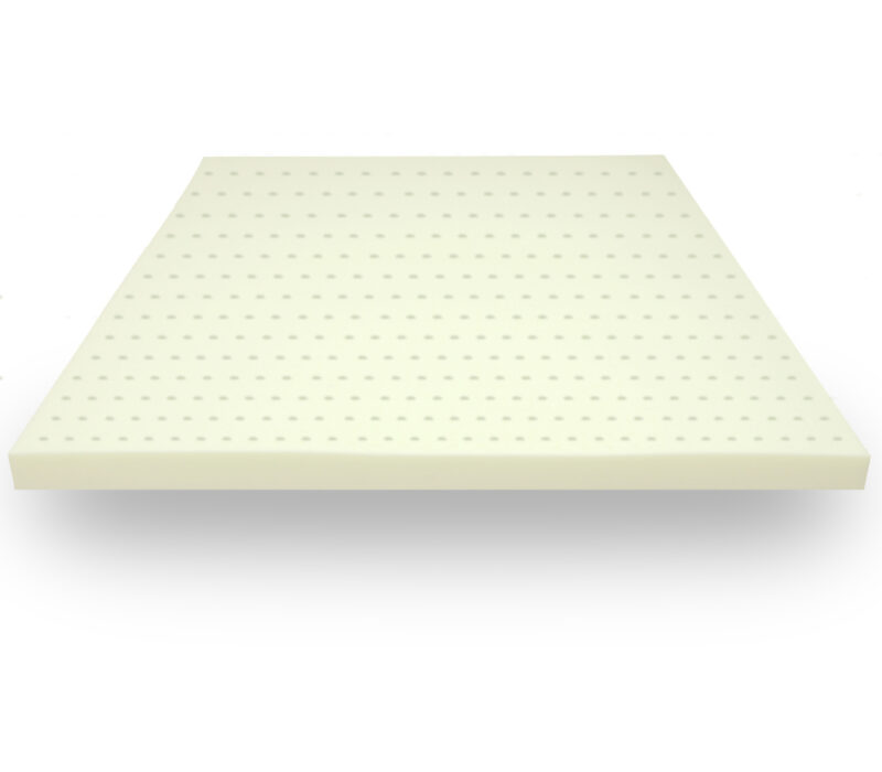 3 Inch Ventilated Memory Foam Mattress Topper Classic Brands