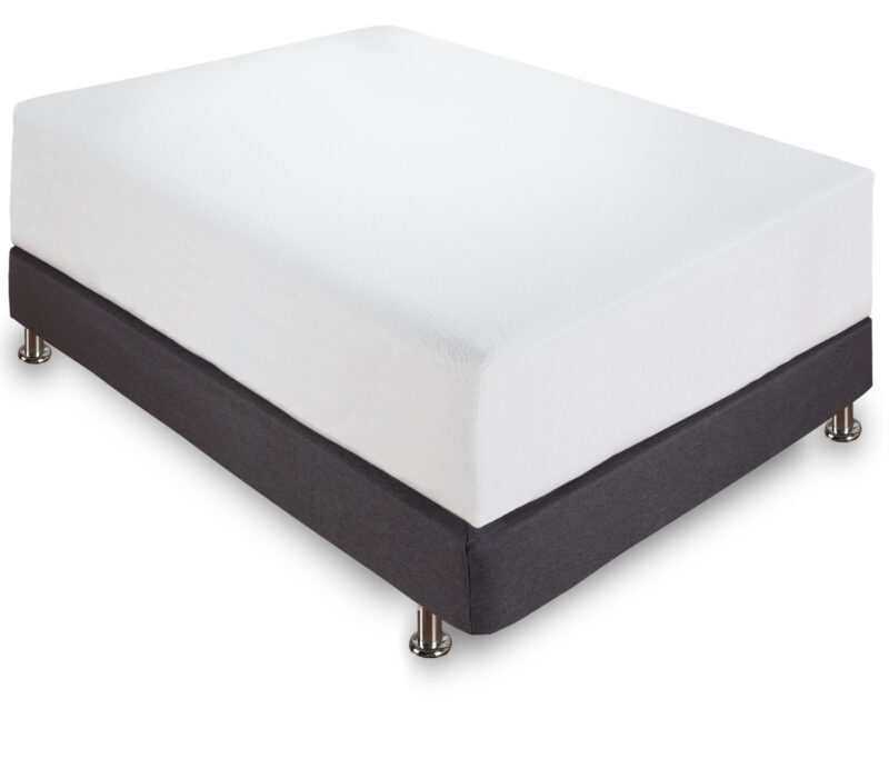 Classic 12 Inch Ventilated Memory Foam Mattress Classic Brands