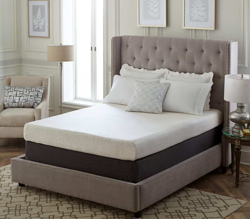 Classic 8 Inch Memory Foam Mattress