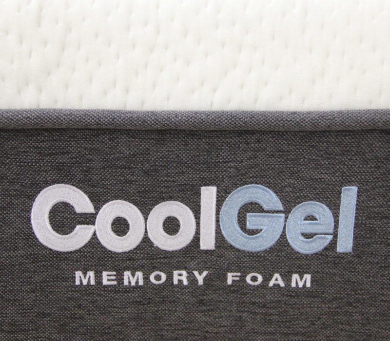 12-inch cool gel mattress