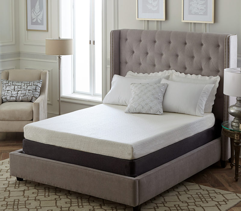 6-inch cool gel mattress