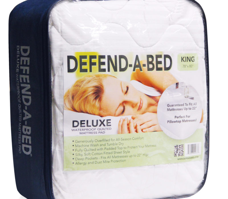 Defend-A-Bed Deluxe Bed Protector
