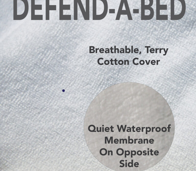 Defend-A-Bed Premium Bed Protector