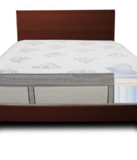 14-Inch Gramercy Hybrid Memory Foam And Innerspring Mattress