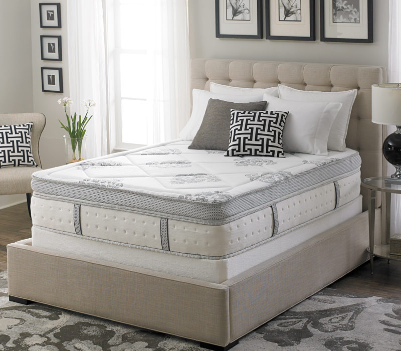 14inch gramercy hybrid memory foam and innerspring mattress - Innerspring Mattress