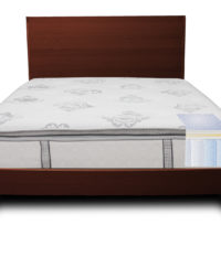 "Mercer 12"" Hybrid Gel Memory Foam Mattress And Innerspring Mattress"