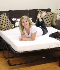 4.5-Inch Memory Foam Sofa Mattress