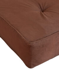 Classic Brown 8-Inch Futon Mattress, Full