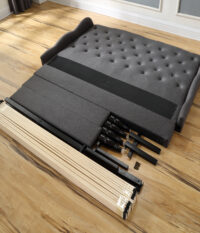 Decoro-121809-Coventry-Grey-Headboard-Assembly