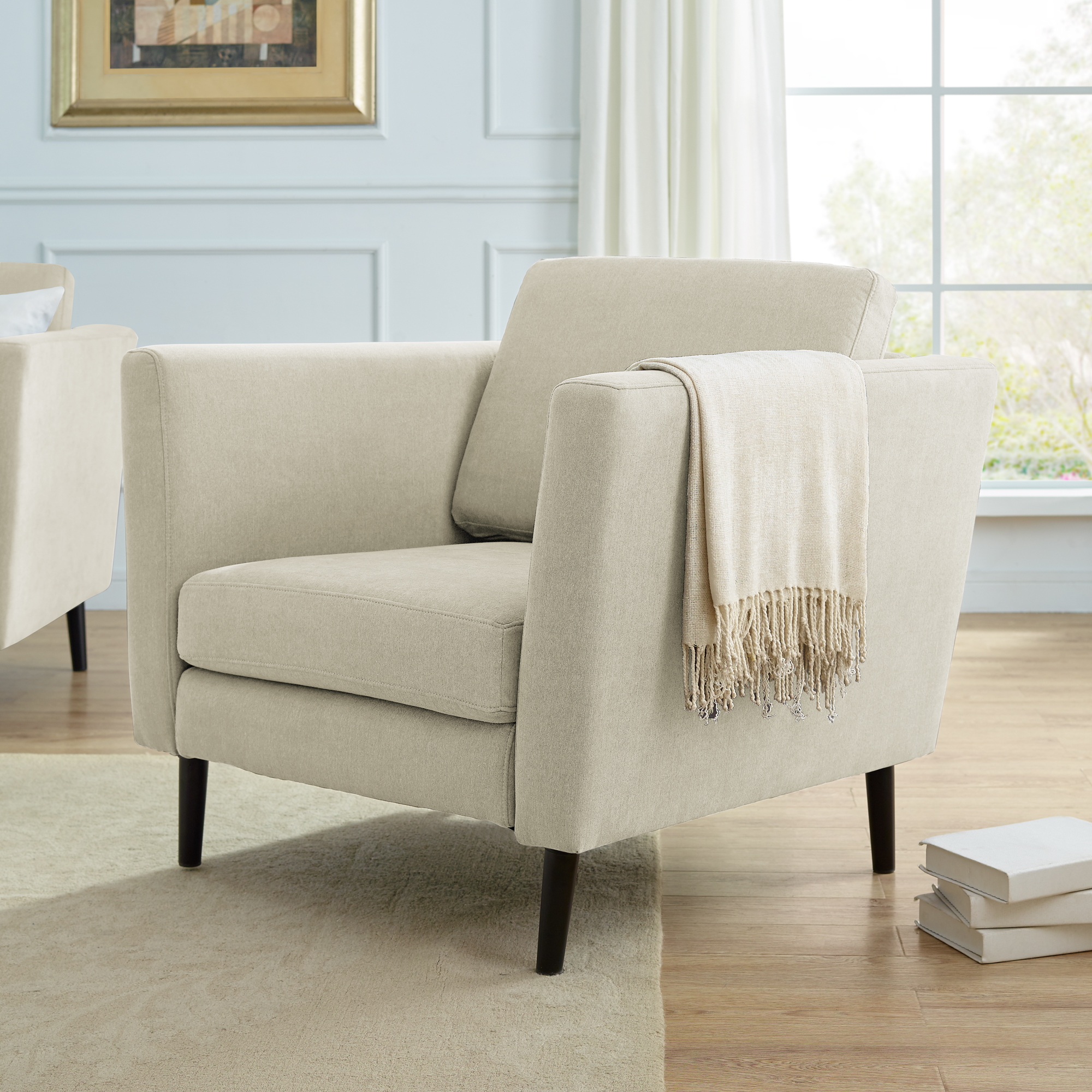 Vancouver High Arm Chair | Classic Brands
